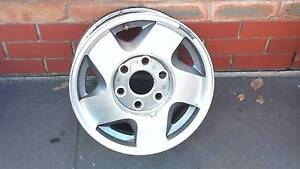 "Chevy Silverado 16"" x 7 alloy wheels (4) Golden Grove Tea Tree Gully Area Preview"