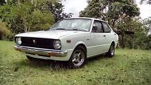 Toyota corolla Ke30 coupe pristine and worked Homeleigh Kyogle Area Preview