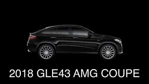 RARE 2018 GLE43 AMG COUPE AVAILABLE!