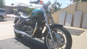 2005 Triumph Speed Master 865 Darley Moorabool Area Preview