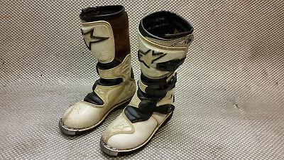 Alpinestars Tech 6 S Youth Boots size 4 Alpinestars Tech 6s Youth Boots