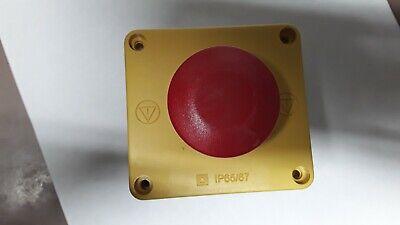 Benedict Emergency Stop B1pr02j  2 Pole Ip 6567