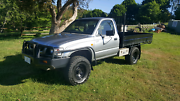 2003 Toyota Hilux 3ltr turbo diesel Sulphur Creek Central Coast Preview