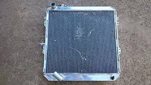 ALUMINUM RADIATOR FOR TOYOTA HILUX SURF 2.8D LN106 LN107 3L ENGIN Laverton North Wyndham Area Preview