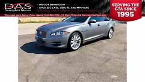 2011 Jaguar XJ XJL NAVIGATION/PANORAMIC ROOF