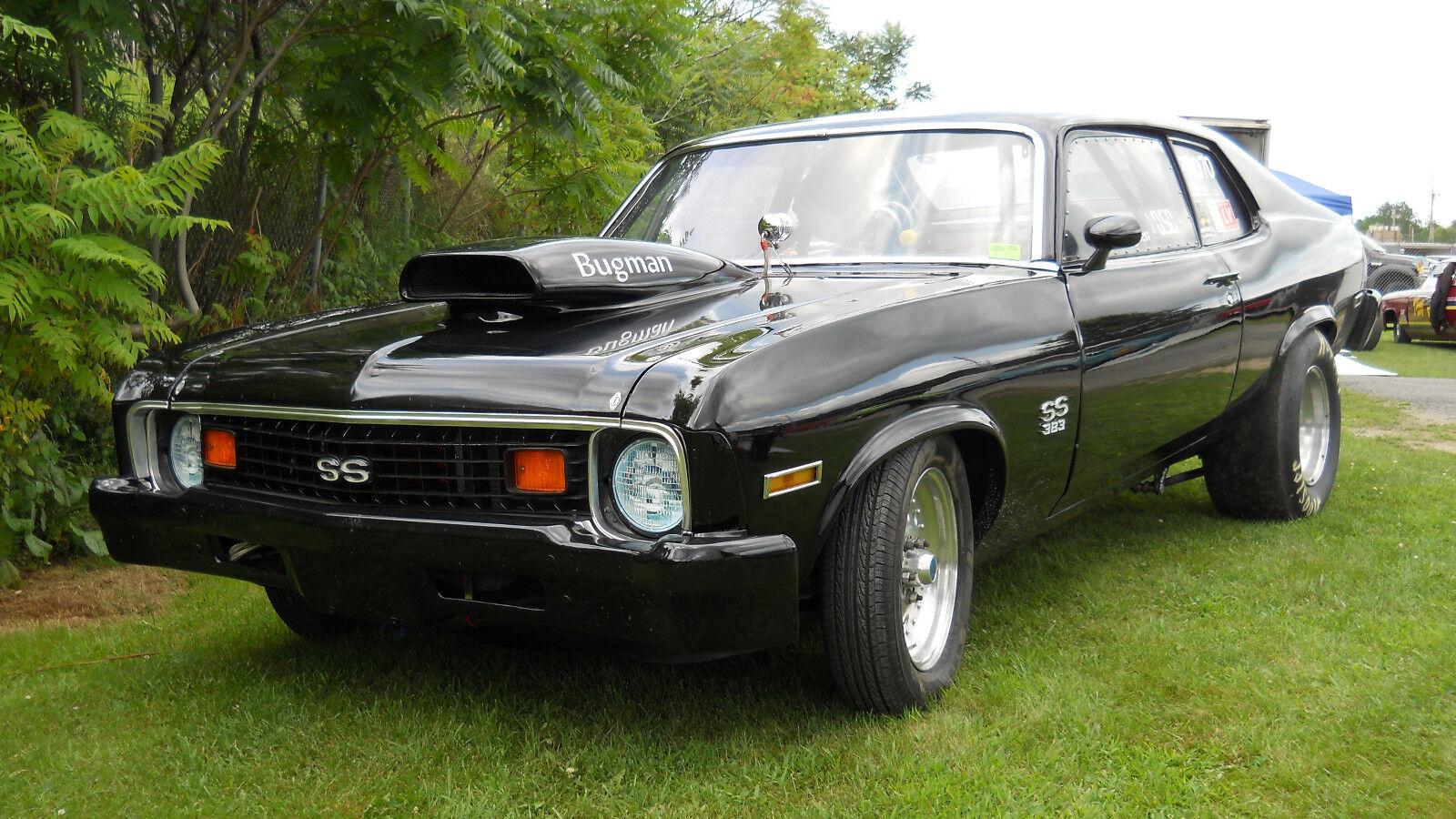 SS NOVA 1973 Drag Car 383 Runs Mid 10s (NO RESERVE)