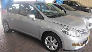 2012 Nissan Tiida Sedan Singleton Singleton Area Preview