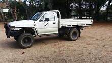 1993 Toyota Hilux Ute with fresh 12 Months Rego Bungendore Queanbeyan Area Preview