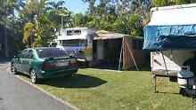 1988 pop top caravan Flinders View Ipswich City Preview