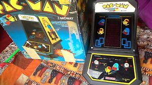 Vintage Coleco Pac-Man Game