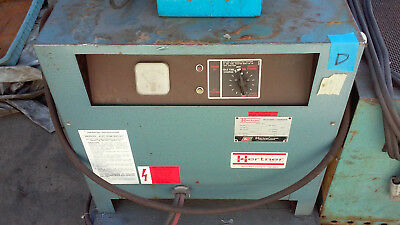 Sh Quote Forklift Battery Charger Hertner 3te12-600 D.c. Volts 24 Output