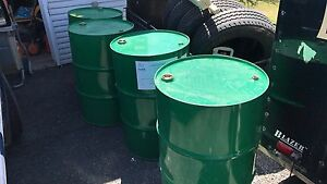45 gallon drum