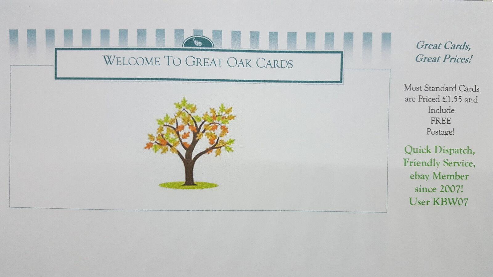 Great Oak Cards