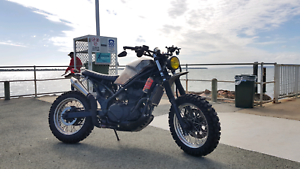 92 KLE500 - Cafee racer - flat tracker | Motorcycles