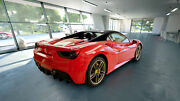 "Ferrari 488 SPIDER MY18 LIFT EL.SITZE 20""DIAMOND KAMERA"