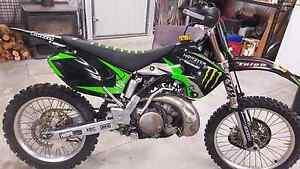 Kx250 kawasaki 2004 Buninyong Ballarat City Preview
