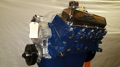 460 Carb type Ford Crate High Performance street balanced engine