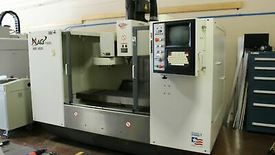 Fadal Mag Vertical Machining Center Model Vmc 4020 Ht 2007