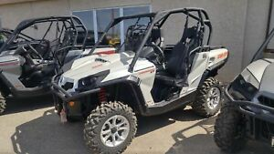 2015 Can-Am Commander 1000 XT