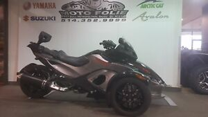 2011 CAN AM SPYDER RSS SM5 3 ROUE