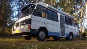 Mazda T3500 MotorHome/campervan (1986) Quick Sale