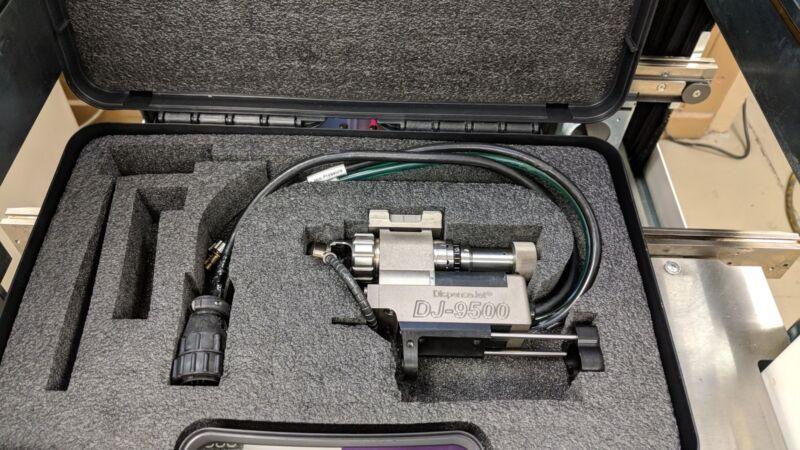 Asymtek Nordson Dj9500 Dispense Valve With Heat
