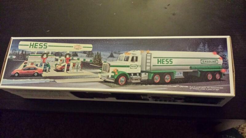 Hess Gasoline Tanker Truck