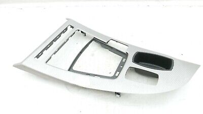 BMW OEM 09-16 Z4 Front Center Console-Insert 51169157590