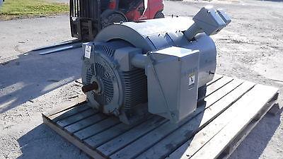 500 Hp Siemens Electric Motor 3600 Rpm 588z Frame Tefc 23004000 V