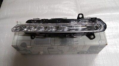 NEW Mercedes w204 w212 w207 LED Daytime Running Light Gray Housing Driver Left