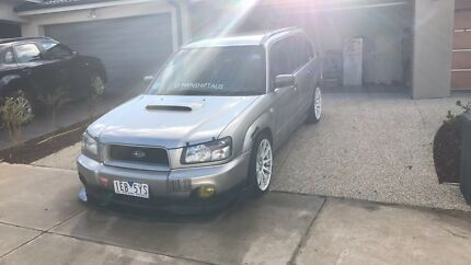 2004 Forester XT Manual