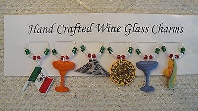 "Подвески Wine Glass ""CINCO de MAYO""/"