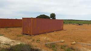 40ft Sea Container Geraldton Geraldton City Preview