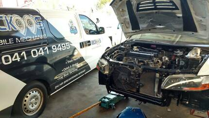 RICKOO MOBILE MECHANICAL REPAIRS Casula Liverpool Area Preview