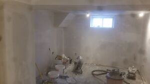 drywall and new ceilings and damaged ceiling repairs Kitchener / Waterloo Kitchener Area image 2