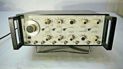Wavetek 50 Mhz Pulsefunction Generator Model 166 48-66hz 50 Va Max