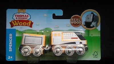 Thomas Friends Railway  wooden SPENCER NEW RELEASE FOR 2017