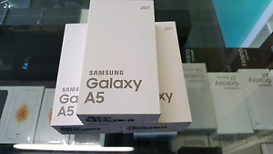 sealed Samsung galaxy A5 2017 warranty and receipt Campsie Canterbury Area Preview