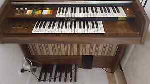Kawai  Organ (2 keyboards) pickup only Arundel Gold Coast City Preview