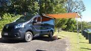 Campervan Renault Traffic 70000km very reliable and cheap to run Maleny Caloundra Area Preview