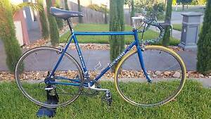 Cecil Walker 56cm steel road bike, racer bicycle, Suntour GPX Collingwood Yarra Area Preview