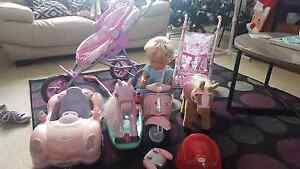 Baby born doll and accessories North Geelong Geelong City Preview