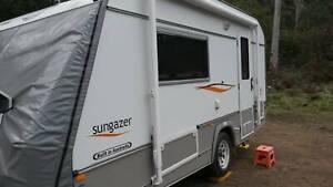2011 Jurgens Caravan J1901 Australian Built