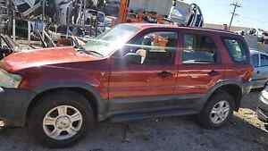 2003 ford escape wrecking parts Campbellfield Hume Area Preview