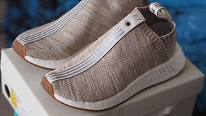 New!! NMD KITH x NAKED x adidas Consortium NMD CS2 Size 38/ Us 5.5 Coopers Plains Brisbane South West Preview