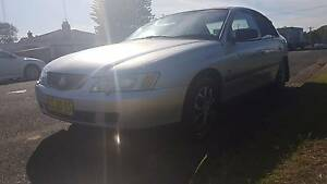 2003 Holden Commodore Sedan Kurri Kurri Cessnock Area Preview