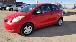 * 2007 TOYOTA YARIS AUTO, FULLY INSPECTED * 6 MONTH WARRANTY INC