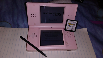 Ds lite, game no charger