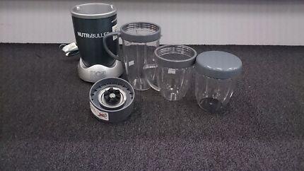 Nutribullet Blender #24585 Birkenhead Port Adelaide Area Preview