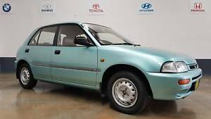 1993 Daihatsu Charade Hatchback North St Marys Penrith Area Preview